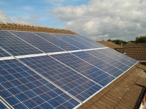 Solar Installer Warrington