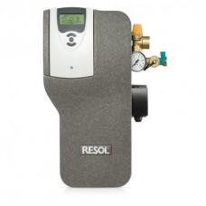 Resol Flowsol S HE single line Pumpstation &CS4 controller