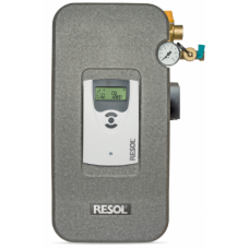 Resol Flowsol B HE twin line Pumpstation & CS4 controller